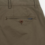 Мужские брюки Hackett Kensington Slim Military Olive фото- 4