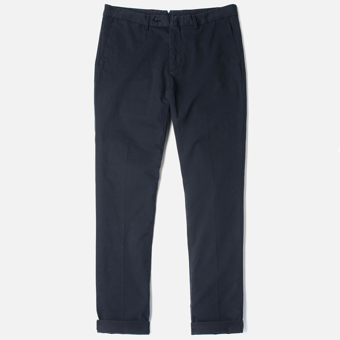Мужские брюки Hackett Kensington Slim Navy