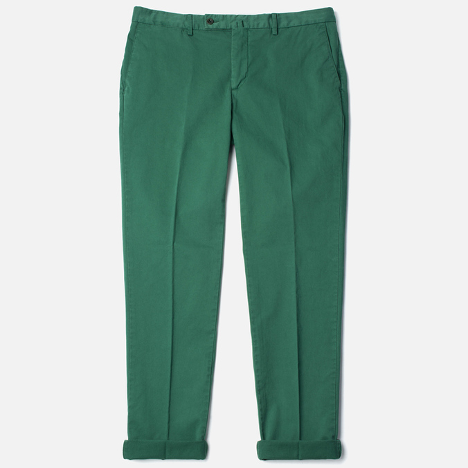 Мужские брюки Hackett Kensington Slim Vintage Green