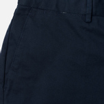 Мужские брюки Hackett Sanderson CFB Tailored Chino Navy фото- 2