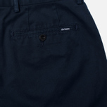 Мужские брюки Hackett Sanderson CFB Tailored Chino Navy фото- 3