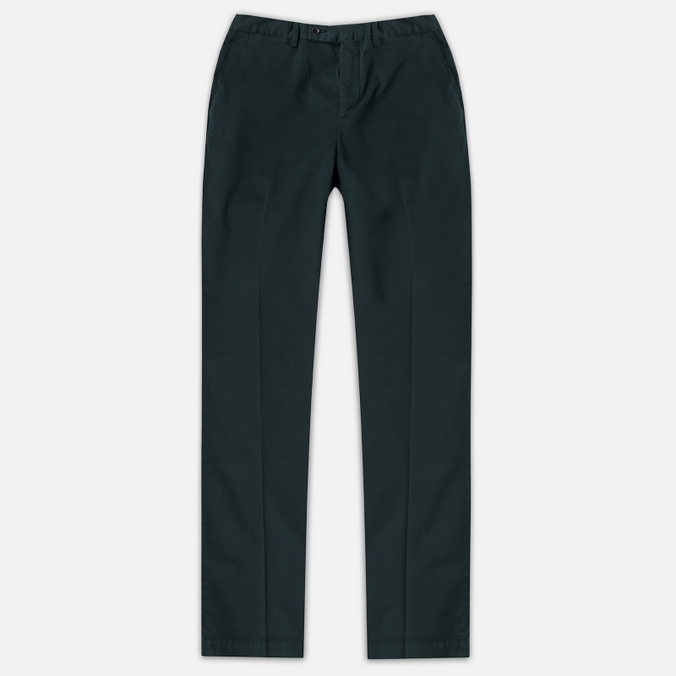 Мужские брюки Hackett Sanderson Tailored Cut Chino Forest Night