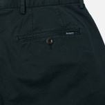 Мужские брюки Hackett Sanderson Tailored Cut Chino Forest Night фото- 3