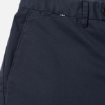 Мужские брюки Hackett Sanderson Tailored Cut Chino Graphite фото- 2