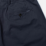 Мужские брюки Hackett Sanderson Tailored Cut Chino Graphite фото- 3