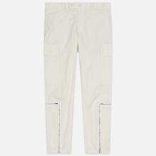 Мужские брюки Helmut Lang Aviator Washed Off White фото- 0