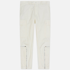 Мужские брюки Helmut Lang Aviator Washed Off White