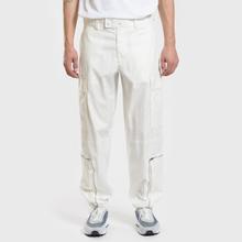 Мужские брюки Helmut Lang Aviator Washed Off White фото- 1