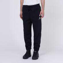 Мужские брюки Jordan Jumpman Fleece Black/White фото- 3