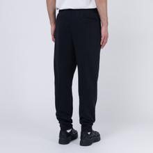 Мужские брюки Jordan Jumpman Fleece Black/White фото- 4