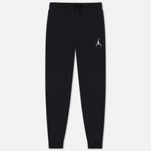 Мужские брюки Jordan Jumpman Fleece Black/White фото- 0