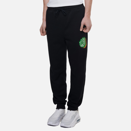 Мужские брюки Jordan Sticker Fleece Black