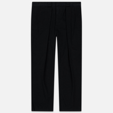 Мужские брюки JW Anderson Chino Front Pleats Black фото- 0