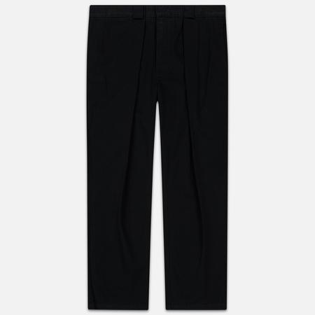 Мужские брюки JW Anderson Chino Front Pleats Black