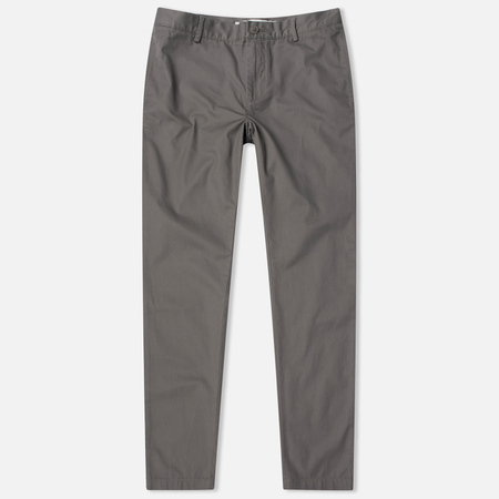 Мужские брюки Lacoste Regular Fit Twill Chinos Grey