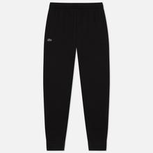 Мужские брюки Lacoste Sport Cotton Fleece Black фото- 0