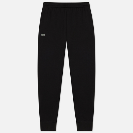Мужские брюки Lacoste Sport Cotton Fleece Black