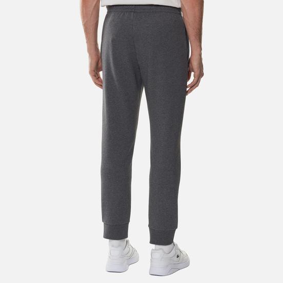 Мужские брюки Lacoste Sport Cotton Fleece Grey Chine