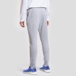 Мужские брюки Lacoste Sport Cotton Fleece Silver Chine фото- 2