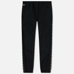 Мужские брюки Lacoste Sport Croc Print Black/Black фото- 0
