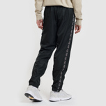 Мужские брюки Lacoste Sport Croc Print Black/Black фото- 2