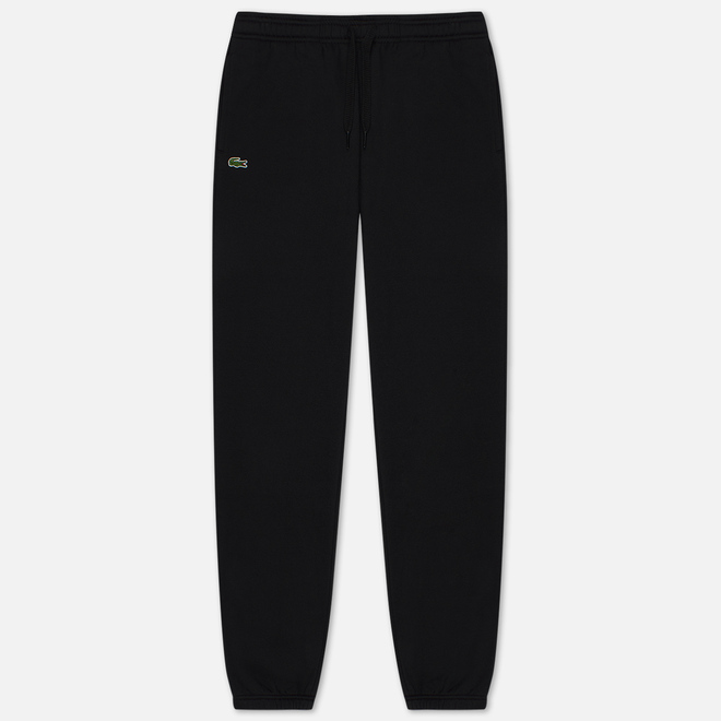 Мужские брюки Lacoste Sport Fleece Tennis Black