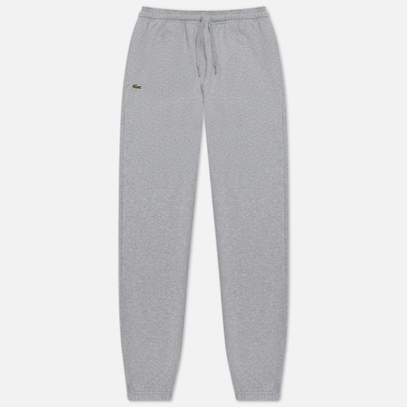 Мужские брюки Lacoste Sport Fleece Tennis Silver Chine