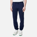 Мужские брюки Lacoste Tennis Track Fleece Navy фото- 1
