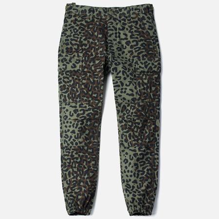 Levi's Skateboarding Skate Cargo Men's Trousers Leopard Camo