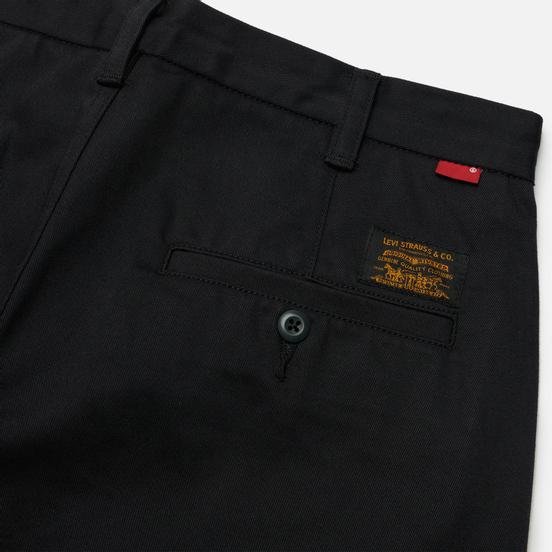 Мужские брюки Levi's Skateboarding Work Black
