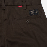 Levi's Skateboarding Work Men's Trousers Brown photo- 2