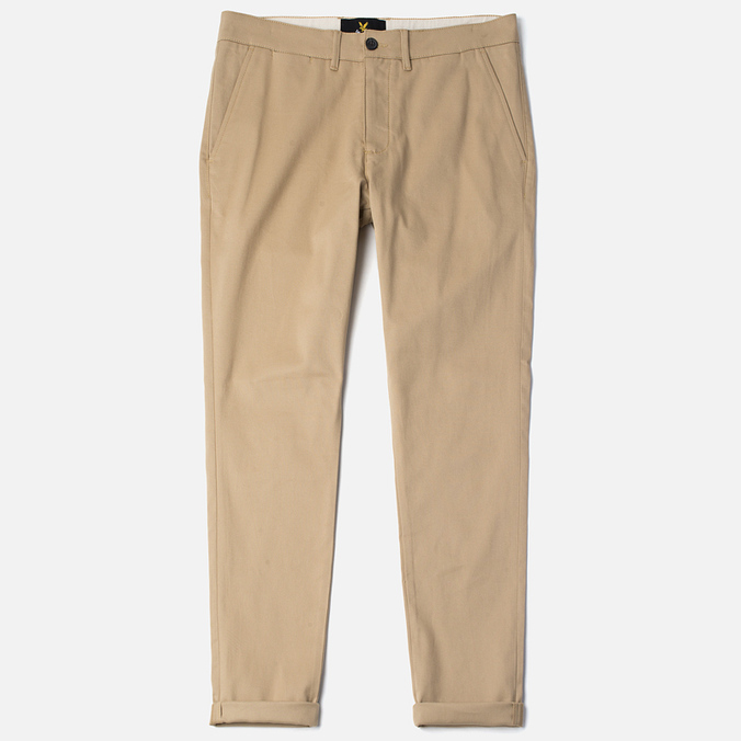 Мужские брюки Lyle & Scott Chino Dark Sand
