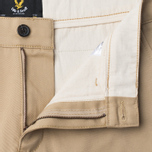 Мужские брюки Lyle & Scott Chino Dark Sand фото- 1