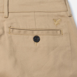 Мужские брюки Lyle & Scott Chino Dark Sand фото- 4