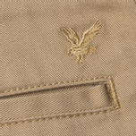 Мужские брюки Lyle & Scott Chino Dark Sand фото- 3