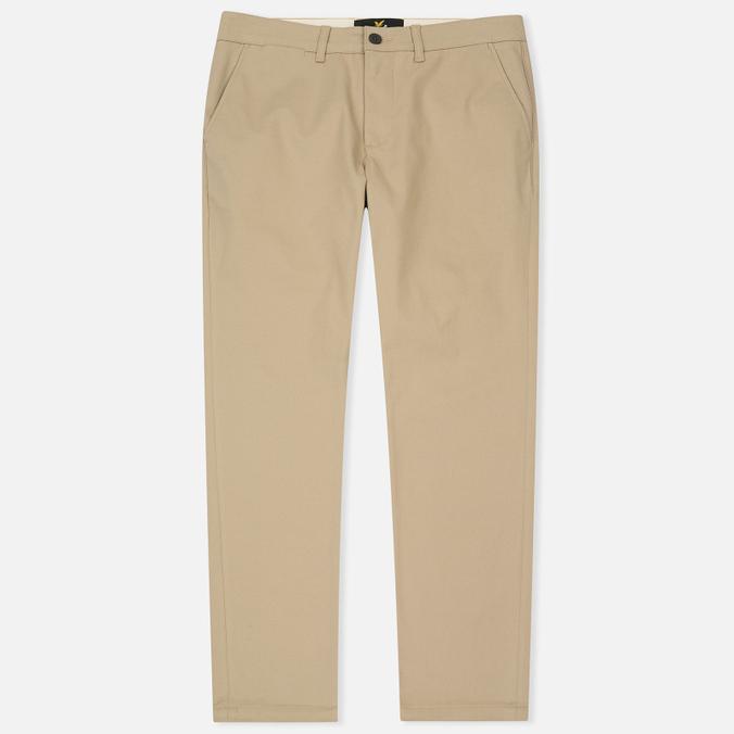Мужские брюки Lyle & Scott Chino Stone