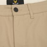 Мужские брюки Lyle & Scott Chino Stone фото- 2