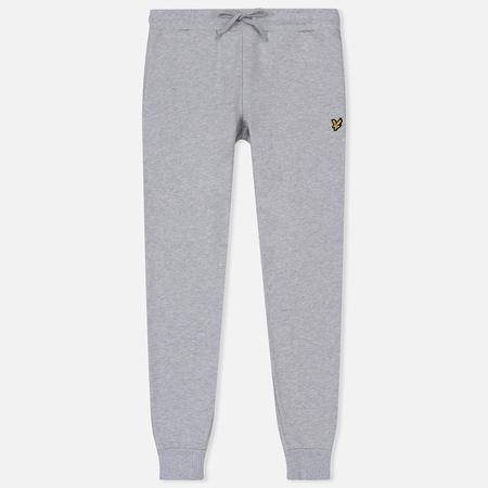 Мужские брюки Lyle & Scott Skinny Light Grey Marl