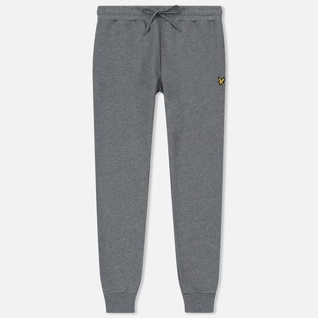 Мужские брюки Lyle & Scott Skinny Mid Grey Marl