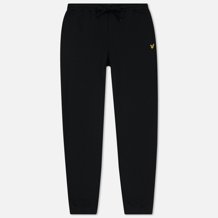 Мужские брюки Lyle & Scott Slim Fit True Black