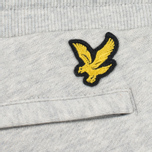 Мужские брюки Lyle & Scott Slim Sweat Light Grey Marl фото- 4