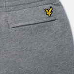 Мужские брюки Lyle & Scott Slim Sweat Mid Grey Marl фото- 3