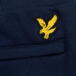 Мужские брюки Lyle & Scott Slim Sweat Navy фото- 4