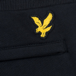 Мужские брюки Lyle & Scott Slim Sweat True Black фото- 3