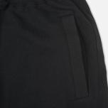 Мужские брюки MA.Strum Jersey Track Jet Black фото- 3