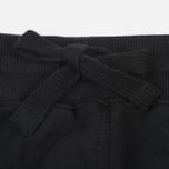 Мужские брюки MA.Strum Jersey Track Jet Black фото- 1