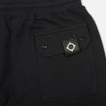 Мужские брюки MA.Strum Jersey Track Jet Black фото- 4