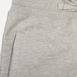 MA.Strum Jersey Track Men's Trousers Light Grey Melange photo- 2