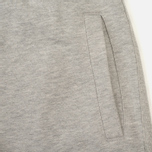 MA.Strum Jersey Track Men's Trousers Light Grey Melange photo- 3