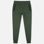 MA.Strum Rib Cuffed Hem Fleece Sweat Men's Trousers Kombu Green photo- 0